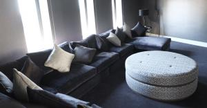 Bespoke Seating in Cinema Room
