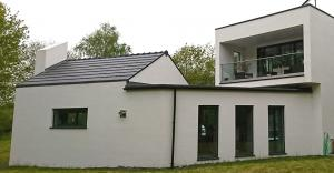 Contemporary Low Energy Dwelling