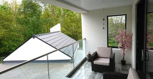 Contemporary Low Energy Dwelling in Antrim